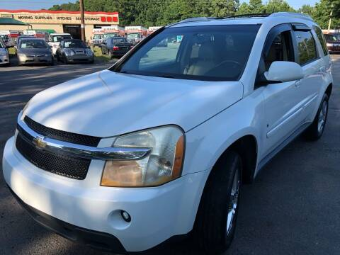 2008 Chevrolet Equinox for sale at Atlantic Auto Sales in Garner NC