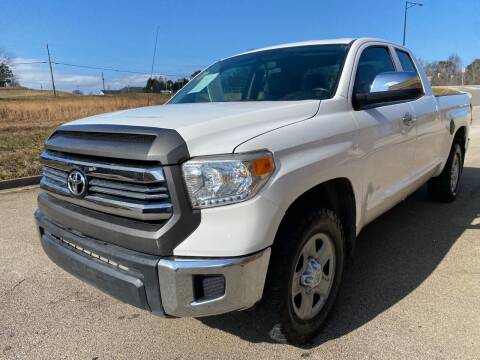 2016 Toyota Tundra for sale at Gwinnett Luxury Motors in Buford GA