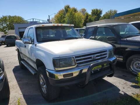 1995 Toyota T100 for sale at Cartraxx Auto Sales in Owensboro KY