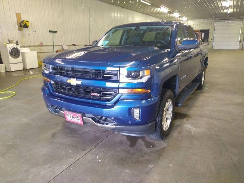 2018 Chevrolet Silverado 1500 for sale at Willrodt Ford Inc. in Chamberlain SD