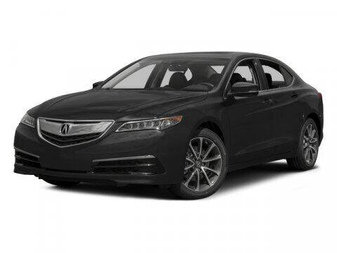 2015 Acura TLX for sale at Clinton Acura used in Clinton NJ