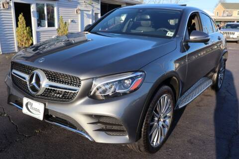 2018 Mercedes-Benz GLC for sale at Randal Auto Sales in Eastampton NJ