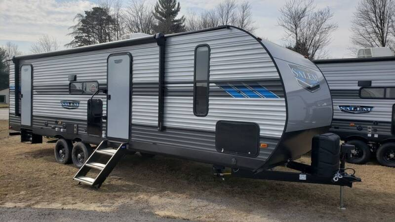 2021 Forest River Salem for sale at McDowell RV Sales, Inc in North Branch MI