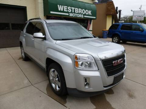 2012 GMC Terrain for sale at Westbrook Motors in Grand Rapids MI
