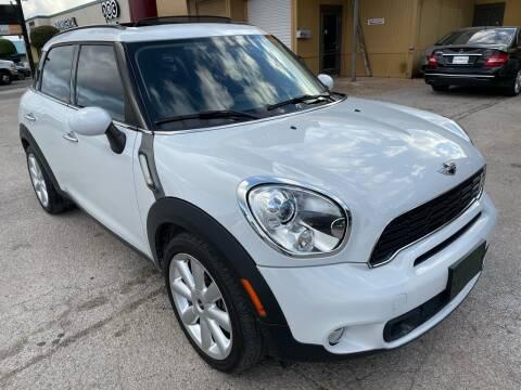 2014 MINI Countryman for sale at Austin Direct Auto Sales in Austin TX