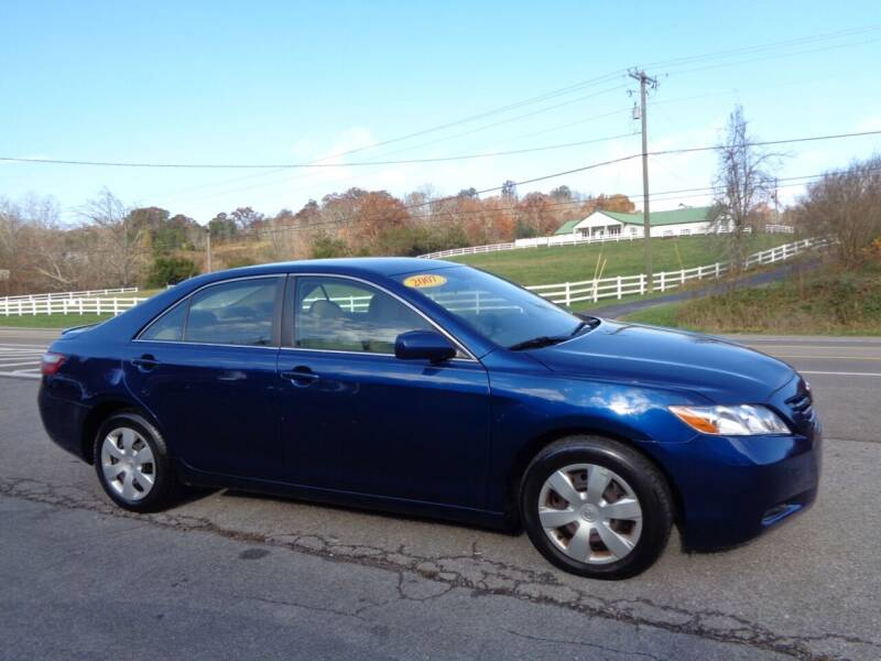 2007 Toyota Camry for sale at Car Depot Auto Sales Inc in Seymour TN