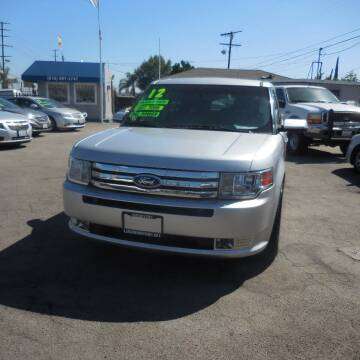 2012 Ford Flex for sale at Luxor Motors Inc in Pacoima CA