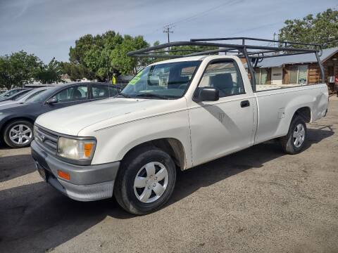 1996 Toyota T100 for sale at Larry's Auto Sales Inc. in Fresno CA