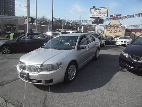 2006 Lincoln Zephyr for sale at Daniel Auto Sales in Yonkers NY