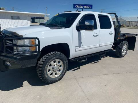 2011 Chevrolet Silverado 2500HD for sale at Keller Motors in Palco KS