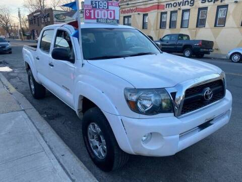 2011 Toyota Tacoma for sale at Deleon Mich Auto Sales in Yonkers NY