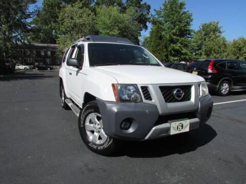 2009 Nissan Xterra for sale at K & S Motors Corp in Linden NJ