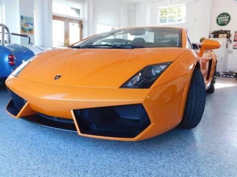 2013 Lamborghini Gallardo for sale at Milpas Motors in Santa Barbara CA