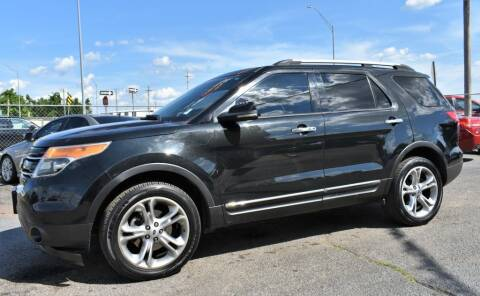 2013 Ford Explorer for sale at Buy Here Pay Here Lawton.com in Lawton OK