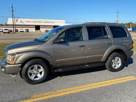 2004 Dodge Durango for sale at Double K Auto Sales in Baton Rouge LA