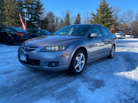 2006 Mazda MAZDA6 for sale at Northstar Auto Sales LLC in Ham Lake MN