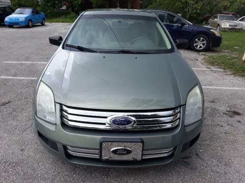 2011 Ford Fusion for sale at U-Safe Auto Sales in Deland FL