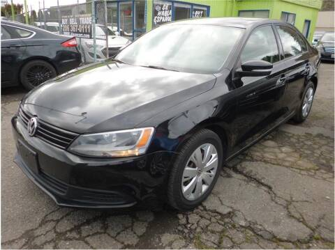 2014 Volkswagen Jetta for sale at Klean Carz in Seattle WA