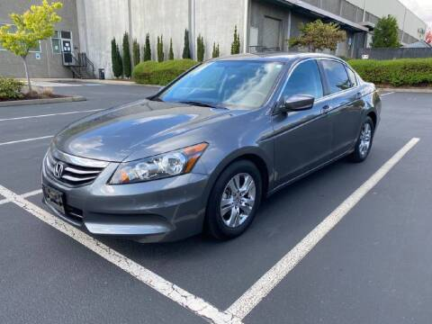 2011 Honda Accord for sale at Washington Auto Loan House in Seattle WA