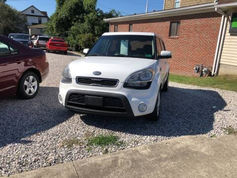 2012 Kia Soul for sale at ADKINS PRE OWNED CARS LLC in Kenova WV