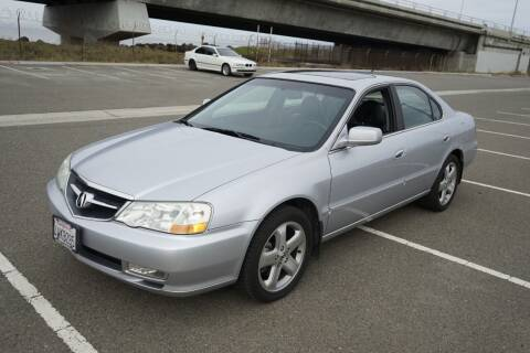 2003 Acura TL for sale at Sports Plus Motor Group LLC in Sunnyvale CA