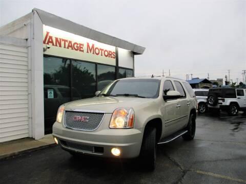 2013 GMC Yukon for sale at Vantage Motors LLC in Raytown MO