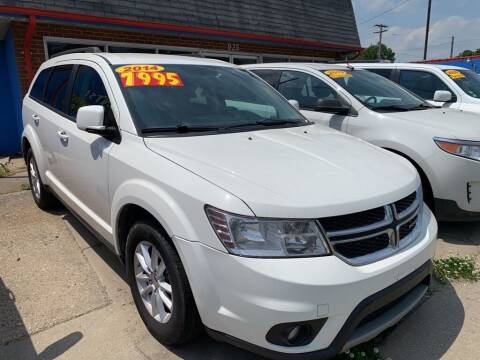 2014 Dodge Journey for sale at Eagle Motors in Hamilton OH