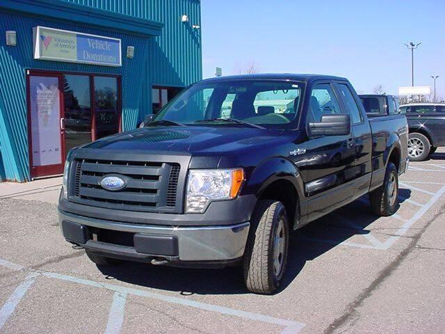 2009 Ford F-150 for sale at VOA Auto Sales in Pontiac MI