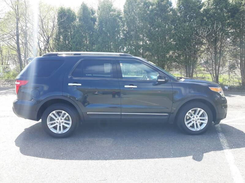 2014 Ford Explorer for sale at Feduke Auto Outlet in Vestal NY