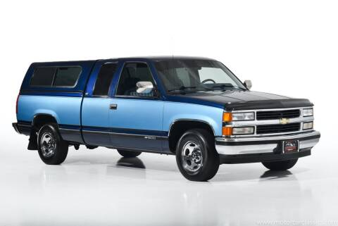 1994 Chevrolet C/K 1500 Series for sale at Motorcar Classics in Farmingdale NY