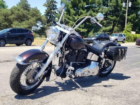 1993 Harley-Davidson Heritage Softail  for sale at Thompson Motors in Lapeer MI