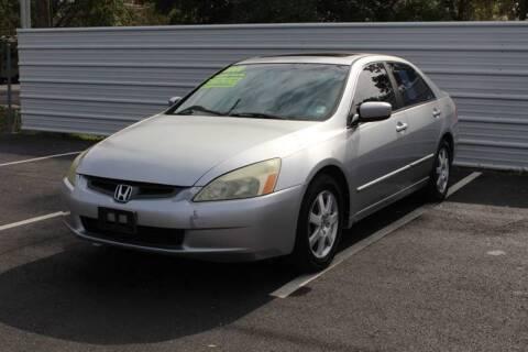 2005 Honda Accord for sale at Auto Plan in La Porte TX