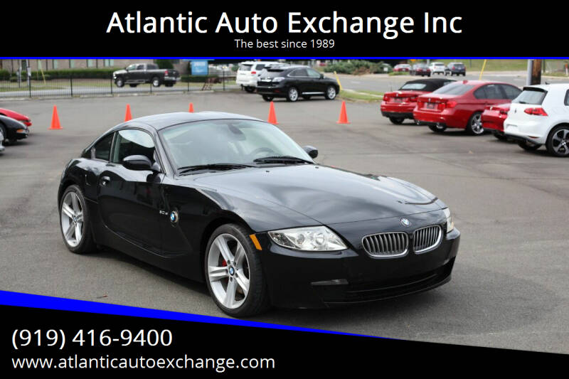 2007 BMW Z4 for sale in Durham, NC