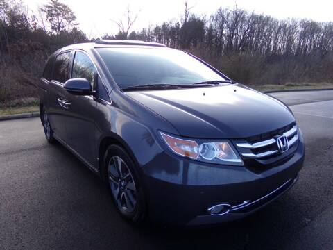 2014 Honda Odyssey for sale at J & D Auto Sales in Dalton GA