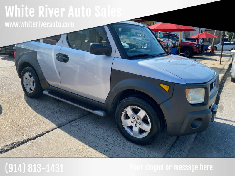 2003 Honda Element for sale at White River Auto Sales in New Rochelle NY