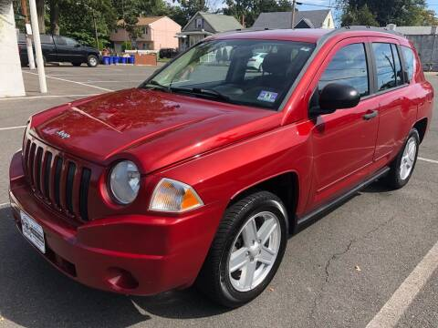 2010 Jeep Compass for sale at EZ Auto Sales , Inc in Edison NJ