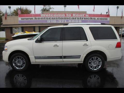 2007 Lincoln Navigator for sale at Kents Custom Cars and Trucks in Collinsville OK