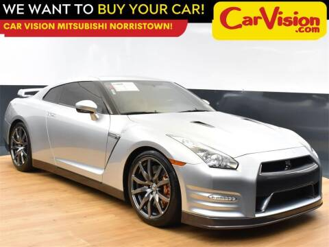 2012 Nissan GT-R for sale at Car Vision Mitsubishi Norristown in Norristown PA