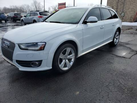 2014 Audi Allroad for sale at Drive Motor Sales in Ionia MI