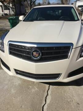 2013 Cadillac ATS for sale at Al's Linc Merc Inc. in Garden City MI