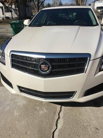 2013 Cadillac ATS for sale at Mastro Motors in Garden City MI