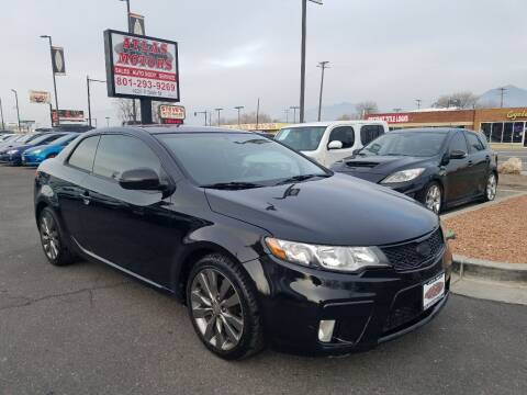 2012 Kia Forte Koup for sale at ATLAS MOTORS INC in Salt Lake City UT