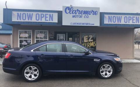 2011 Ford Taurus for sale at Claremore Motor Company in Claremore OK