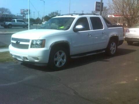 2008 Chevrolet Avalanche for sale at University Auto Sales Inc in Pocatello ID