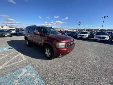 2008 Chevrolet Tahoe for sale at King Motors featuring Chris Ridenour in Martinsburg WV