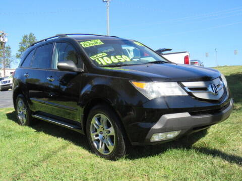2007 Acura MDX for sale at Colbert's Auto Outlet in Hickory NC
