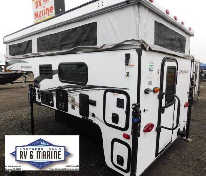 2022 FOREST RIVER PALOMINO SS-1240 for sale at SOUTHERN IDAHO RV AND MARINE - Truck Campers - New and Used in Jerome ID