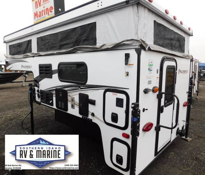 2021 Forest River PALOMINO SS-1240 for sale at SOUTHERN IDAHO RV AND MARINE in Jerome ID