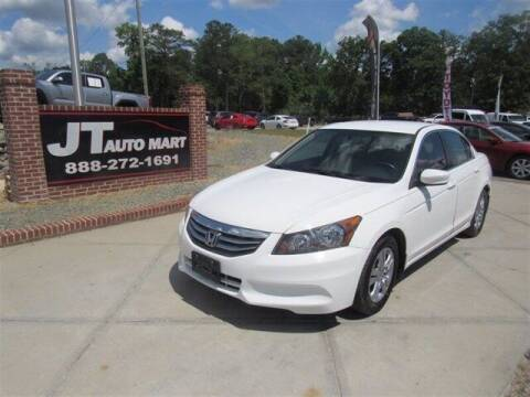 2012 Honda Accord for sale at J T Auto Group in Sanford NC