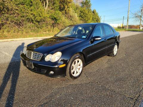2007 Mercedes-Benz C-Class for sale at Premium Auto Outlet Inc in Sewell NJ